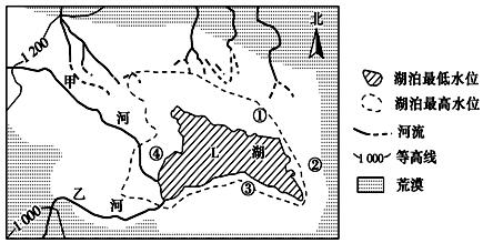 读浙江某地等高线地形图,完成下列问题