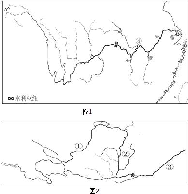 黄河大坝的简笔画
