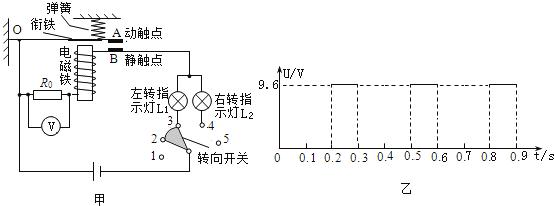 """电路中电源电压12v不变,指示灯的规格为""""12v 6w"""",r"""