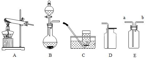 过氧化氢制氧气_四种制取氧气的方法如图所示。下列有关四种氧气制取方法的 ...