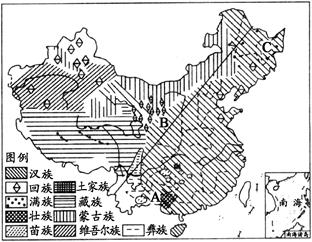广西各市的少数民族人口_广西少数民族贫困人口